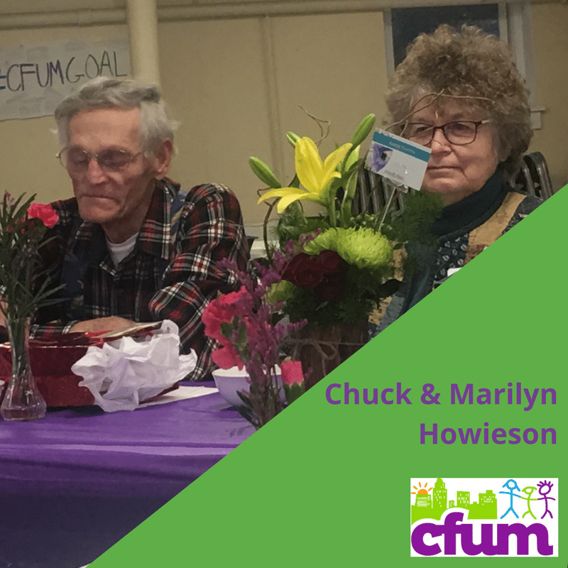 Chuck Howieson Volunteer